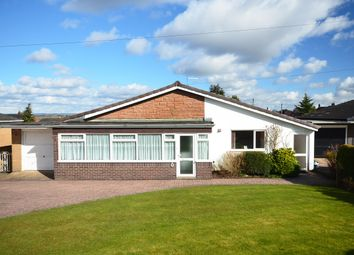 Thumbnail 2 bed detached bungalow for sale in Trinity Road, Eccleshall, Stafford