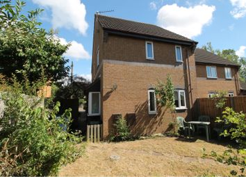 Thumbnail 1 bed end terrace house for sale in Teasel Way, Cherry Hinton, Cambridge