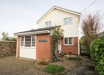 Thumbnail 3 bed detached house for sale in London Road, Newport, Saffron Walden