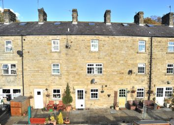Thumbnail 2 bed terraced house for sale in High Row, Summerbridge, Harrogate, North Yorkshire