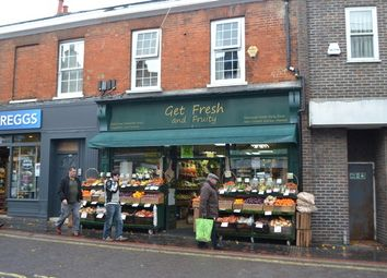 Thumbnail Retail premises for sale in High Street, Alton