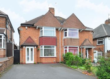 Thumbnail 3 bedroom semi-detached house for sale in Newlands Road, Stirchley, Birmingham