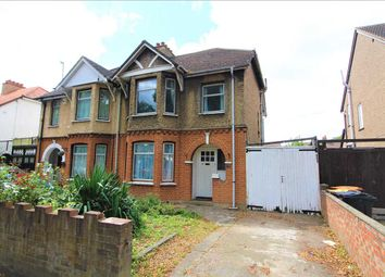 Thumbnail 3 bed semi-detached house for sale in Elstow Road, Elstow, Bedford