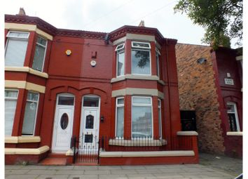 Thumbnail 3 bed end terrace house for sale in Hilberry Avenue, Liverpool
