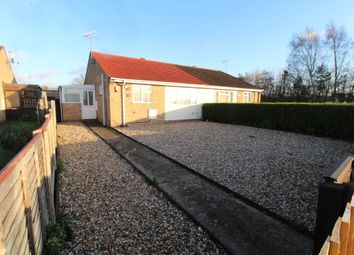 Thumbnail 2 bed semi-detached bungalow for sale in St Catherines Close, Mildenhall, Bury St. Edmunds