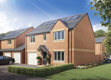 "Thumbnail 4 bed detached house for sale in ""The Whithorn "" at Kirk Lane, Livingston Village, Livingston"