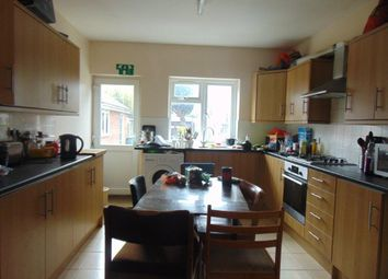 5 bed shared accommodation to rent in Blenheim Gardens, Southampton SO17