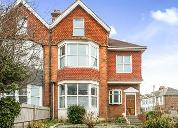Thumbnail 5 bed semi-detached house for sale in Amherst Road, Bexhill-On-Sea