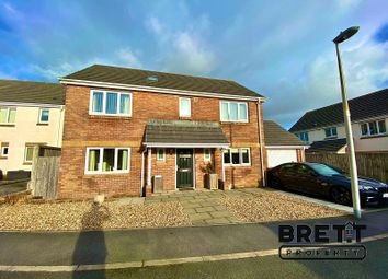 4 bed detached house for sale in Myrtle Meadows, Steynton, Milford Haven, Pembrokeshire. SA73
