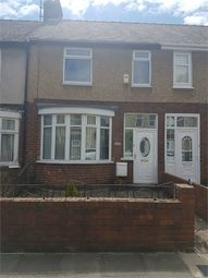 Thumbnail 3 bed terraced house for sale in Hart Lane, Hartlepool, Durham