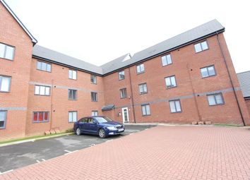 Thumbnail 2 bedroom flat for sale in Kirkistown Close, Rugby