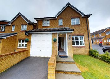 Thumbnail 4 bed detached house for sale in Harris Court, Quakers Yard