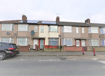 Thumbnail 3 bed terraced house for sale in Shipman Road, Custom House, London.