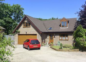 Thumbnail 4 bedroom detached house for sale in Harlech Way, Willsbridge, Bristol