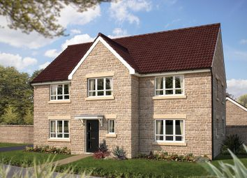 "Thumbnail 5 bed detached house for sale in ""The Truro"" at Gotherington Lane, Bishops Cleeve, Cheltenham"