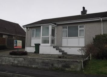 Thumbnail 2 bed bungalow to rent in Ballachurry Avenue, Onchan