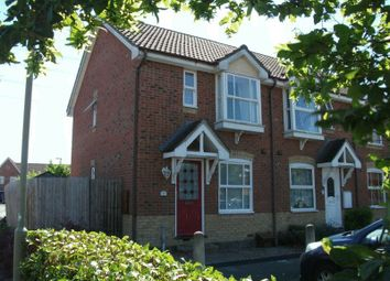 Thumbnail 2 bed terraced house to rent in Brunstock Beck, Didcot