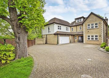 Thumbnail 5 bed detached house for sale in St James Parish, Goffs Oak, Herts