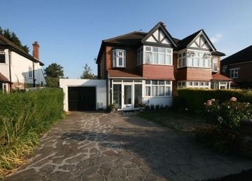 Thumbnail 4 bed semi-detached house for sale in Pasture Close, Sudbury Court Estate, Wembley