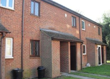 Thumbnail 1 bed terraced house to rent in Robins Close, Cowley
