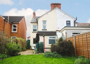 Thumbnail 3 bed semi-detached house for sale in Chertsey, Surrey