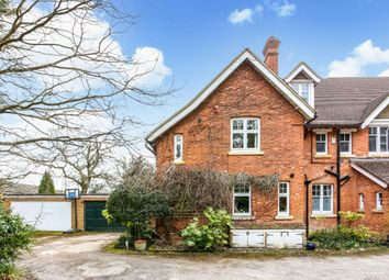 Thumbnail 4 bed semi-detached house for sale in London Road, Windlesham