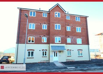 Thumbnail 1 bedroom flat to rent in Anne Hurley House, Lysaght Avenue, Newport