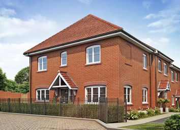 Thumbnail 3 bed end terrace house for sale in The Bosworth, Corunna, Inkerman Lane, Aldershot, Hampshire