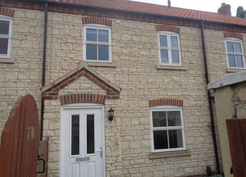 Thumbnail 2 bed terraced house to rent in Main Road, Washingborough, Lincoln