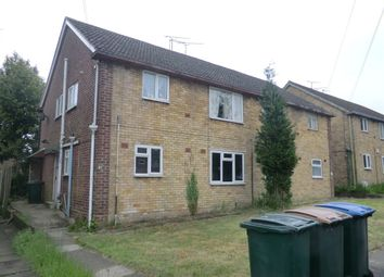 Thumbnail 2 bedroom maisonette to rent in Dillam Close, Longford, Coventry
