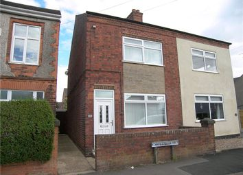 Thumbnail 3 bed semi-detached house for sale in Quarry Road, Somercotes, Alfreton