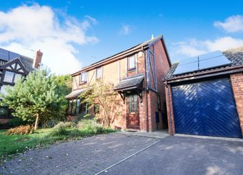 Thumbnail 3 bed detached house for sale in Harcombe Road, Cherry Hinton, Cambridge