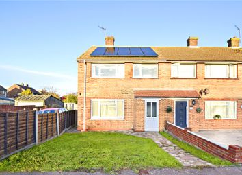 Thumbnail 3 bed end terrace house for sale in Hart Dyke Road, Swanley, Kent