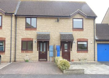 Thumbnail 2 bed terraced house to rent in Thrift Close, Stalbridge, Sturminster Newton, Dorset