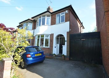 Thumbnail 3 bed semi-detached house for sale in Stocks Court, Bawnmore Road, Bilton, Rugby