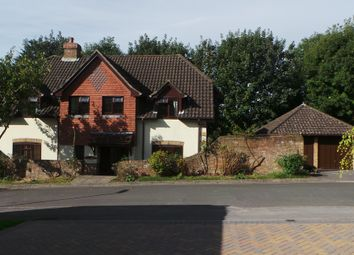 Thumbnail 4 bed detached house to rent in Tangle Wood, Fareham