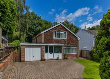 Thumbnail 4 bed detached house for sale in Carisbrooke Way, Cardiff