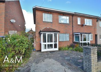 Thumbnail 2 bed end terrace house for sale in Burrow Road, Chigwell