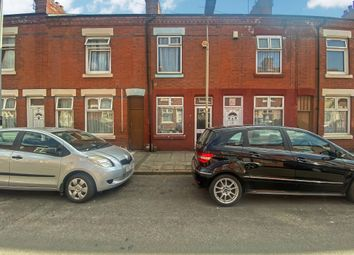 Thumbnail 2 bed terraced house for sale in Down Street, Leicester, Leicestershire