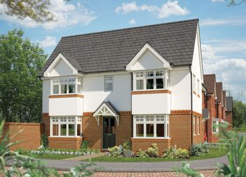 "Thumbnail 3 bed semi-detached house for sale in ""The Sheringham"" at Newington Road, Stadhampton, Oxford"