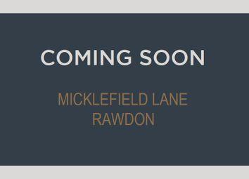 Micklefield Mews, Micklefield Lane, Rawdon, Leeds LS19