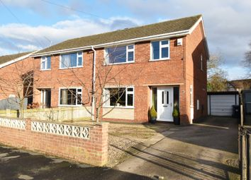3 bed semi-detached house for sale in Chestnut Drive, Louth LN11