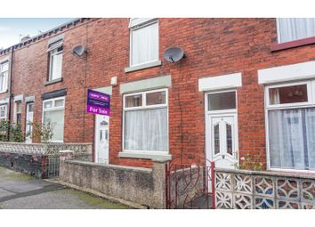 Thumbnail 2 bed terraced house for sale in Silverdale Road, Bolton