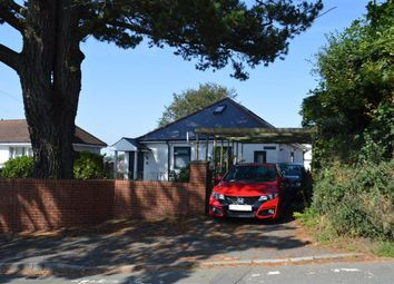 Thumbnail 2 bed detached bungalow for sale in Llwyn Mawr Road, Swansea