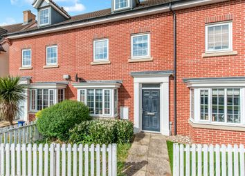 Thumbnail 3 bed town house for sale in Hundred Acre Way, Red Lodge, Bury St. Edmunds