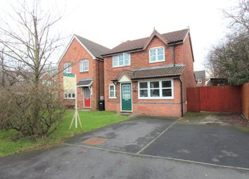 Thumbnail 4 bed detached house for sale in Caernarfon Close, Thornton
