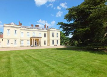 Thumbnail 1 bed flat for sale in Swallowfield Park, Swallowfield, Reading, Berkshire