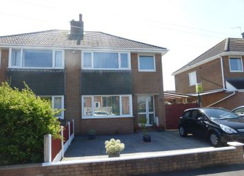 Thumbnail 3 bedroom semi-detached house for sale in Sidney Avenue, Hesketh Bank, Preston