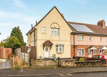 Thumbnail 2 bed semi-detached house for sale in Laurel Road, Dudley