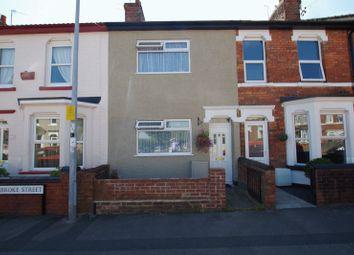 Thumbnail 2 bed terraced house for sale in Pembroke Street, Swindon